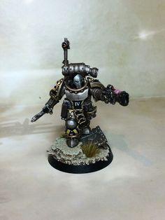 Iron Warrior Officer