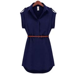 Women's Short Sleeve Stretch Chiffon Dress. Visit JCoCouture.com and shop the latest trends in Men's + Women's Fashion!