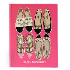hard cover journal by Sweet Caroline Designs