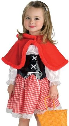 Little Red Riding Hood Child Costume « Clothing Impulse