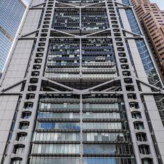 香港 香港上海銀行  #HongKong #HSBC Hong Kong, Skyscraper, Multi Story Building, Skyscrapers