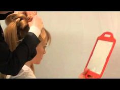 Wedding Up Do's & How to Create Wedding Up Do with Elegant Curls.flv