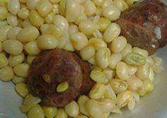 Zipper peas Recipe -  Very Tasty Food. Let's make it!