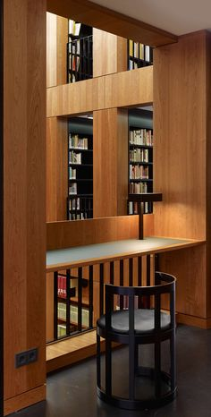 Folkwang Library | Max Dudler | Photo: Stefan Müller | Archinect