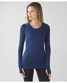 bfb1742e3472df Swiftly Tech LS Crew Lululemon Shirts, Athletic Outfits, Athletic Wear,  Sport Outfits,