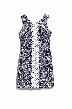 Lilly-Pulitzer-For-Target-Shift-Dress-Upstream-Size-4-New