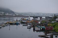 Harbour Breton Newfoundland   Harbour Breton Newfoundland   Flickr