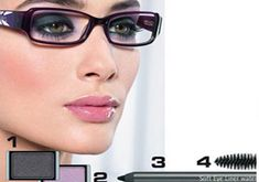 Makeup for Women with Glasses | Makeup Tips for Eyeglass Wearers