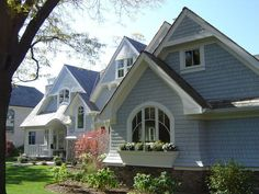 Shingle style dream home pinterest home exteriors for Www homedesigns com