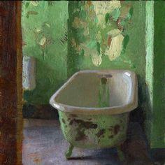 "windypoplarsroom:  Jon Redmond ""Hotel Interior"""