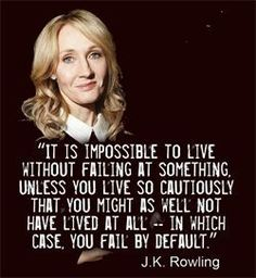 JK_Rowling_#female_#entrepreneur - we celebrate her incredible determination and rise to the top.