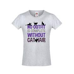 Dol op katten? Jouw katten t-shirt vind je hier zeker!