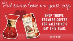 THRIVE Farmers is transforming the coffee supply chain through an innovative revenue sharing model that eliminates the toxic volatility of the commodity market. Eat More Chikin, Coffee Supplies, Farmers, Platform, Valentines, Mom, Valentine's Day Diy, Wedge, Coffee Shop Supplies