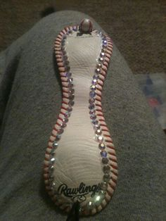 Awesome baseball cuff