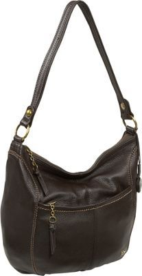 The Sak Iris Large Hobo Brown Snake Multi - via eBags.com!