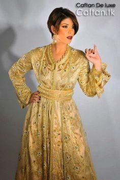 ... des robe caftan Marocaine pas cher, Robe Marocain 2014 et toutes genre
