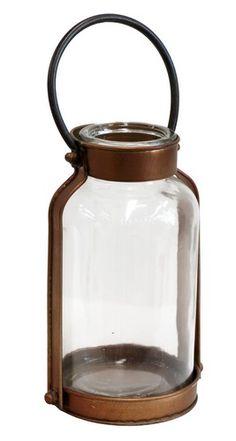Hand Bottle Laiton Large (11W x 9D x 21H cm) RRP $18
