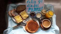 Un desayuno completo para el Día del Padre
