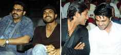 Venkatesh Ram Charan Multistarrer Movie is Not Possible