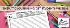 Thematic Journaling: