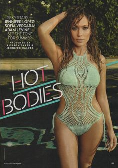 7e889e46ec Jennifer Lopez covers Us Weekly s Best Bodies issue.Styled by  RandM. Jennifer  Lopez