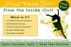 Do you need to heal your gut? - Natural Living Mamma  Do you experience any of these digestive complaints/symptoms on a regular basis?  Belching or gas within one hour of eating Heartburn or acid reflux Bloating within one hour of eating Bad breath A sense of excess fullness after meals Sleep after meals Stomach pains of cramps