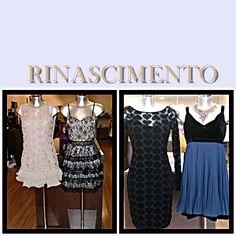 Vestidos de Rinascimento y Naf Naf para esas celebraciones en las que quieres estar guapa.