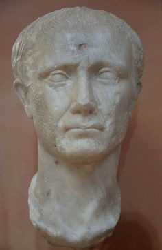 Julius Caesar Suffered From Epilepsy or 'Mini Strokes' - Nov. Marble Bust, Julius Caesar, Roman Art, 1st Century, Epilepsy, Ancient Rome, Historian, Romans, Sculpture
