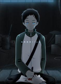 Tags: Anime, deviantART, Durarara!!, Ryuugamine Mikado, Kuronuma Aoba