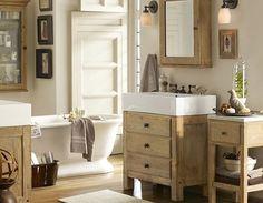 Pottery Barn Shelf Beautiful Bathroom Inspiration Pinterest Pottery Barn Bathroom Shelves