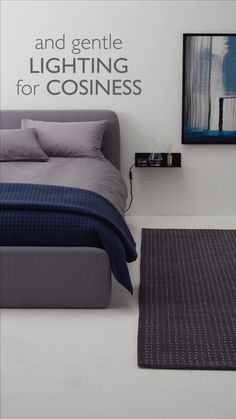"""Bedroom not feeling very """"you""""? 🤔Make it your own with the HOUSE collection, available now. ideas for small rooms diy videos John Lewis & Partners Living Room Decor Video, Simple Living Room Decor, Interior Design Living Room, Living Room Designs, Apartment Bedroom Decor, Home Bedroom, Bedroom Ideas, Bedroom Colors, My New Room"""