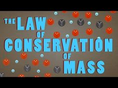 The Law of Conservation of Mass--Todd Ramsey I love the great TedEd graphics that explain so simply the conservation of mass in our universe. Chemistry Classroom, High School Chemistry, Chemistry Lessons, Teaching Chemistry, Science Chemistry, Middle School Science, Physical Science, Science Lessons, Science Education