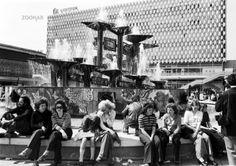 Ost-Berlin: Centrum-Warenhaus am Berliner Alexanderplatz 1973