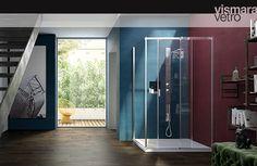 @vismaravetro presenta #Serie8000: una cabina #doccia di alta gamma, ma perfetta per un uso quotidiano, grazie alle sue eccezionali performance per tenuta all'acqua e funzionalità, derivate da anni di esperienza nella realizzazione di #boxdoccia scorrevoli.  www.gasparinionline.it #bagno #casa #benessere #wellness #relax #interiors #design #lovelyhome #picoftheday