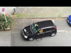 いや、だからそっちじゃないって! 縦列駐車に苦戦するドライバー - http://naniomo.com/archives/9103