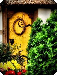 Rapunzel House - Hugh Comstock