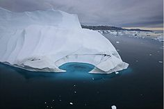 As predicted, humongous iceberg breaks away from Greenland glacier (+video) - CSMonitor.com