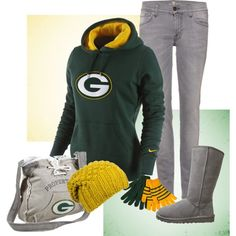 Nike Green Bay Packers Women's Tailgater Fleece Pants - Green
