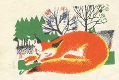 Daniel Boone, by Esther Averill (ill. Ferdor Rojankovsk) (1931) | Sweet Juniper's Vintage Kids Books