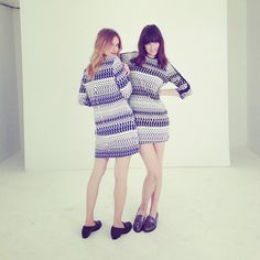 #Twins in the #ARstudio. #atterleyroad #stayahead #behindthescenes #comingsoon #style #dress