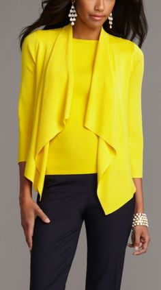 Michelle Keegan Waterfall Cardigan   Clothespins   Pinterest ...