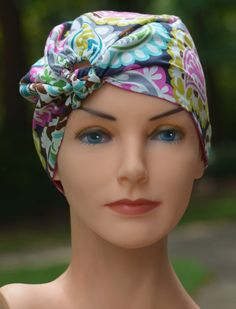 Scrub Hats For Women TOP TIE CONVERTIBLE Boho