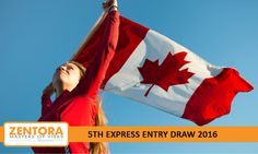 CIC Released Express Entry Draw on 24th February 2016