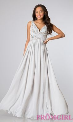 Long Prom Dress Style: SI-16111 Front Image
