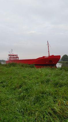 Thuishaven Assen  23 september 2015 Eemskanaal naar Heuvelman Ibis, Oosterhorn  http://koopvaardij.blogspot.nl/2015/09/23-september-2015-op-het-eemskanaal.html