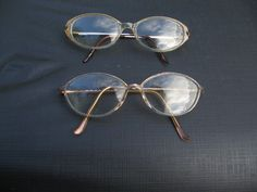 cf08825a593e Retro Eye Glasses 2 Pair ClearVision Bi-Focal   SPX Vintage Spectacles   fashion  clothing  shoes  accessories  vintage  vintageaccessories (ebay  link)