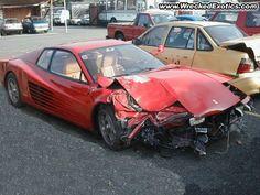 1984 Ferrari Testarossa :(