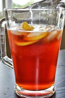 Lemon Iced Tea Concentrate