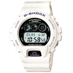 GShock Mens Watch GShock Tough Solar G6900 G6900A7DR  WW >>> Check out the image by visiting the link.