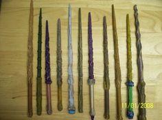 agkira's Wizard's Wands